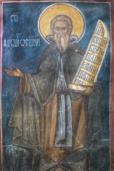 Sf. Theodor cel Sfinţit: epistolă către monahii din Nitria