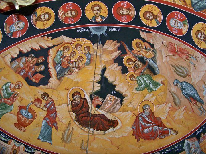 Sf. Ioann Damaschin – Alt cuvînt la Naşterea Domnului