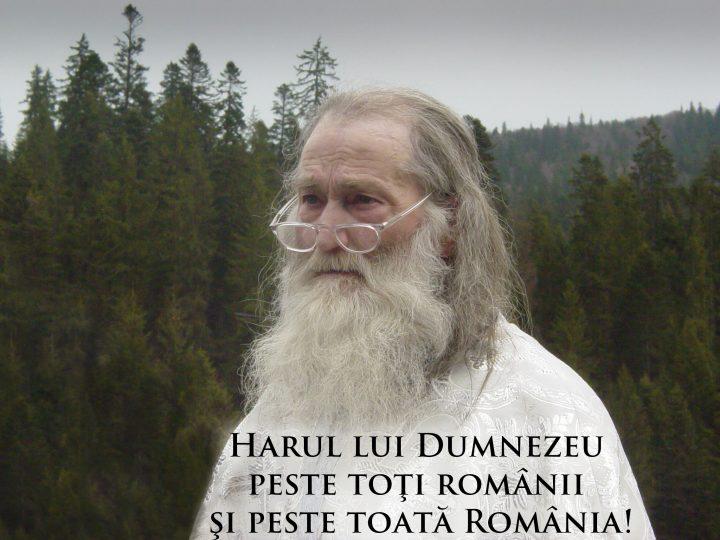 Către românii care îşi iubesc Biserica şi Ţara
