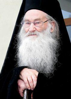 Ultimele cuvinte ale Părintelui Justin Pârvu