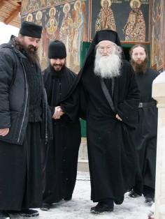 Părintele Justin, Duhovnicul