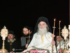 Apelul Părintelui Justin Pârvu pentru demnitatea persoanei şi împotriva actelor cu cip (14 Ianuarie 2009)