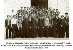 Părintele Gheorghe Calciu – Al şaptelea Cuvânt către tineri: IERTAREA