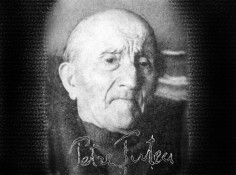 Înmormîntarea marelui filosof creştin Petre Ţuţea şi un elogiu de arhim. Bartolomeu Anania