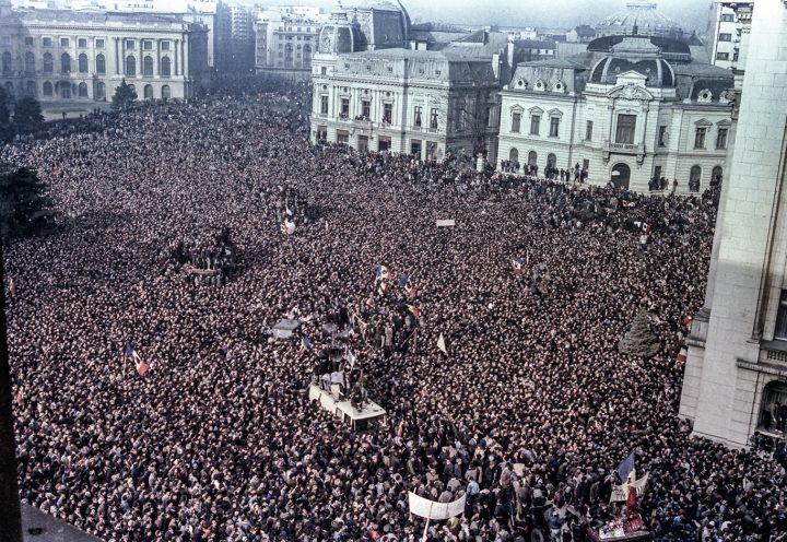 """""""Vom muri şi vom fi liberi!"""" – 21 Decembrie 1989"""