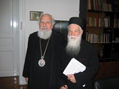 Pr. Gheorghe Calciu: Episcopul în Biserica Ortodoxă sau Duhul şi litera