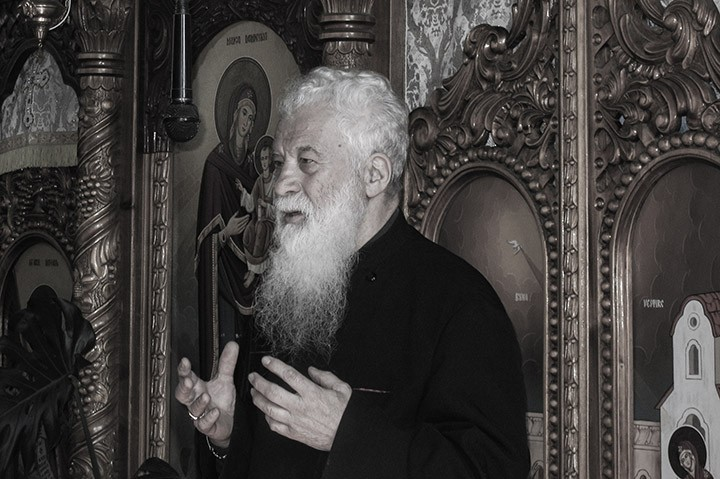 Pr. Gheorghe Calciu – Predică la Tăierea capului Sf. Ioan Botezătorul (1999)