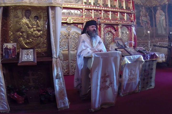 Părintele Hariton Negrea – Despre purtarea crucii, carduri de sănătate şi transplanturi