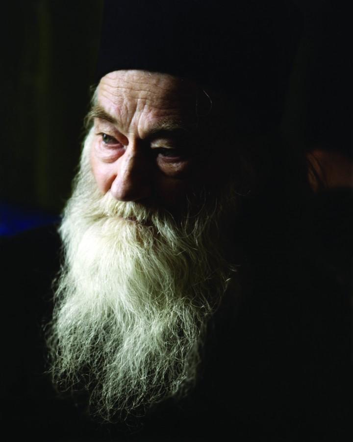 Troparul şi condacul Prea-cuviosului Părinte Justin Pârvu
