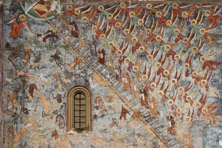 M. Filotheu – Cuvînt despre Sfîntul Ioan Scărarul şi despre monahism