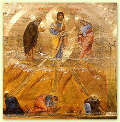 Sf. Callist I al Constantinopolei – Despre lumina Schimbării la Faţă