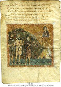 Cuvîntul lui Cosma preotul despre monahii care umblă în voile lor şi nu voiesc să fie împreună cu fraţii şi să slujească ostenelile mănăstirii