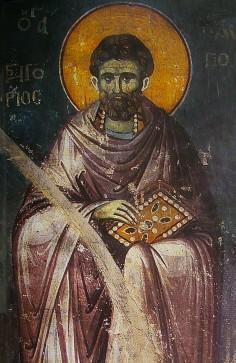 Sfîntul Grigorie Decapolitul (+842) – Povestire despre un musulman care s-a botezat