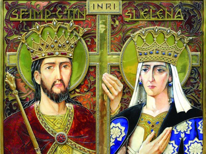 Ieroschim. Ioan despre Sfinţii Constantin şi Elena şi despre răstignirea Iubirii