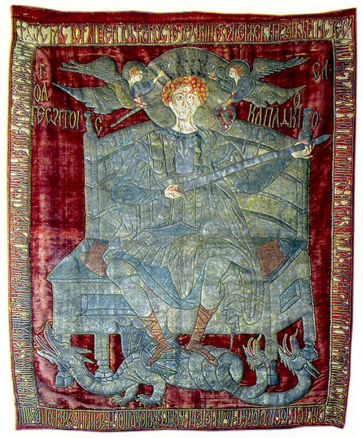 Ierom. Leonid – Omilie în Duminica Tomei, de Sf. Mare Mucenic Gheorghe