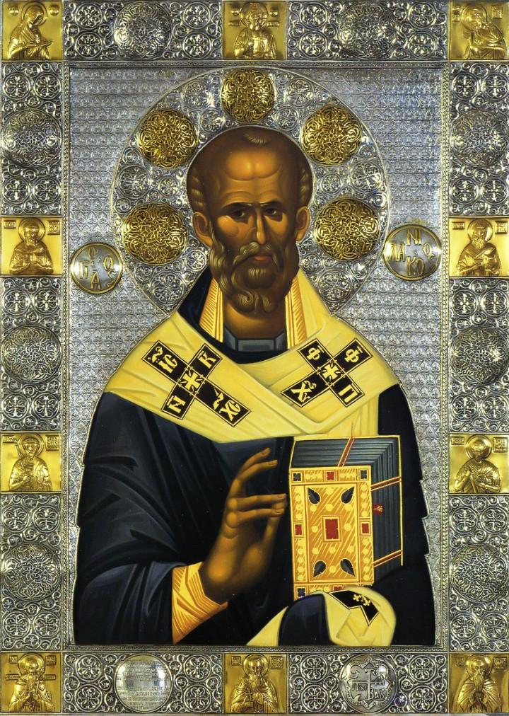 Sf. Neofit – Cuvânt de laudă la Sf. Ierarh Nicolae