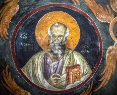 Pr. Daniil de la Rarău – Acatistul Sf. Ioan Teologul
