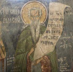 Sf. Isidor Pelusiotul despre vorbirea de rău a celor morţi