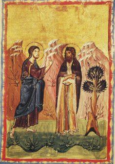 Cuvînt al Părintelui Justin Pârvu la Soborul Sfîntului Ioan Botezătorul