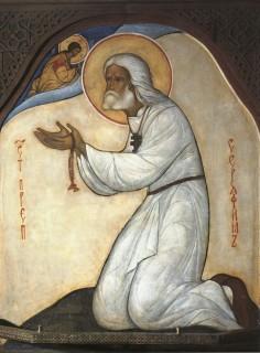 Sfântul Ioan Maximovici despre Cuviosul Serafim din Sarov