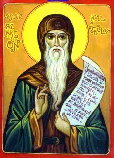 Sf. Symeon Noul Teolog – Tîlcuire la Fericiri