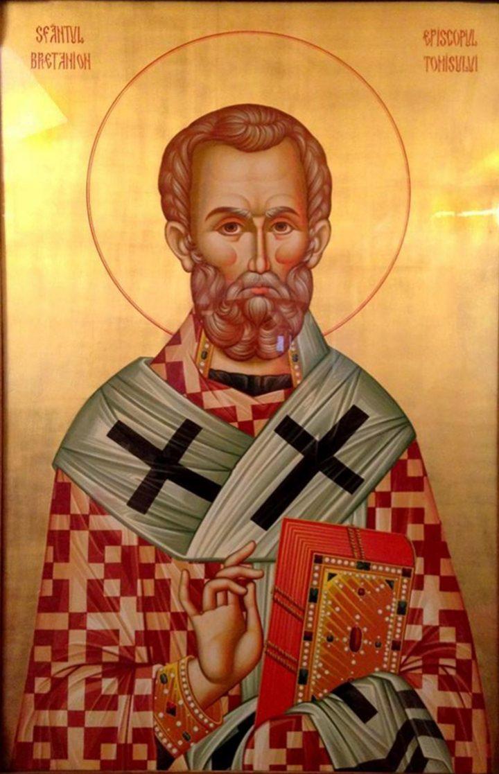 """Sfîntul Vetranion al Tomisului în faţa ereziei: """"Haideţi, fraţilor, să mergem de aici!"""""""