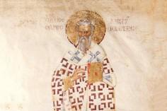 Sfîntul Dionysie Areopagitul, ucenicul Sfîntului Apostol Pavel