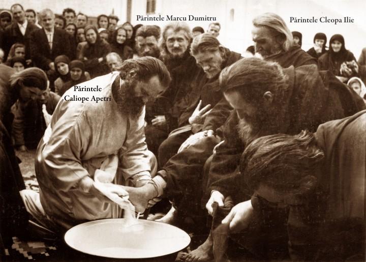 Monahul Marcu de la Sihăstria – Mărturisitorul lui Hristos (+26 Februarie 1999)