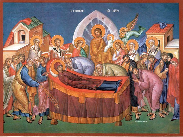 Monahul Filotheu – Omilie la Adormirea Maicii Domnului