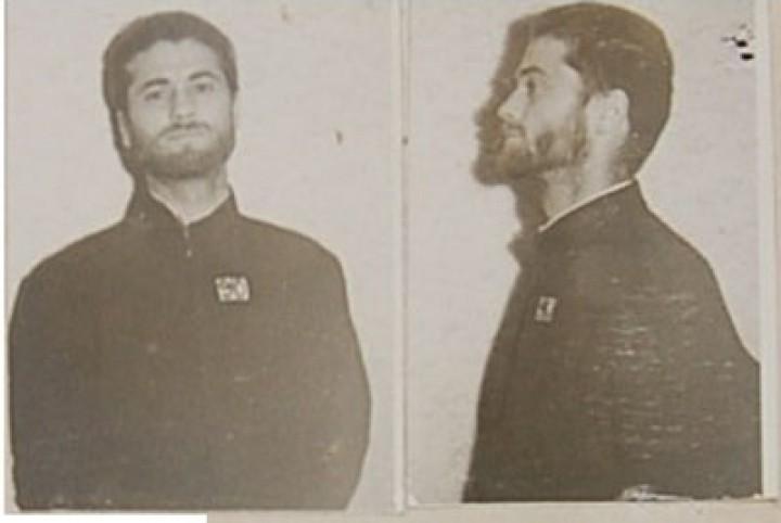 Chipul Părintelui Justin Pârvu după două luni de chinuri şi torturi la Securitatea din Roman