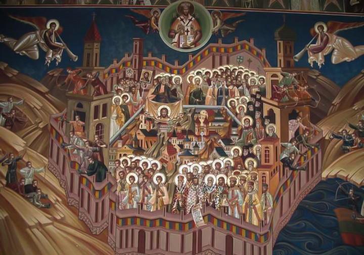 Acatistul sfinţilor mucenici români din închisori