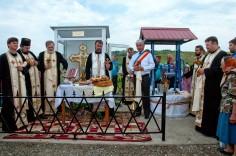 Pomenirea Părintelui Justin la Belceşti, Iaşi, 27 Iulie 2014