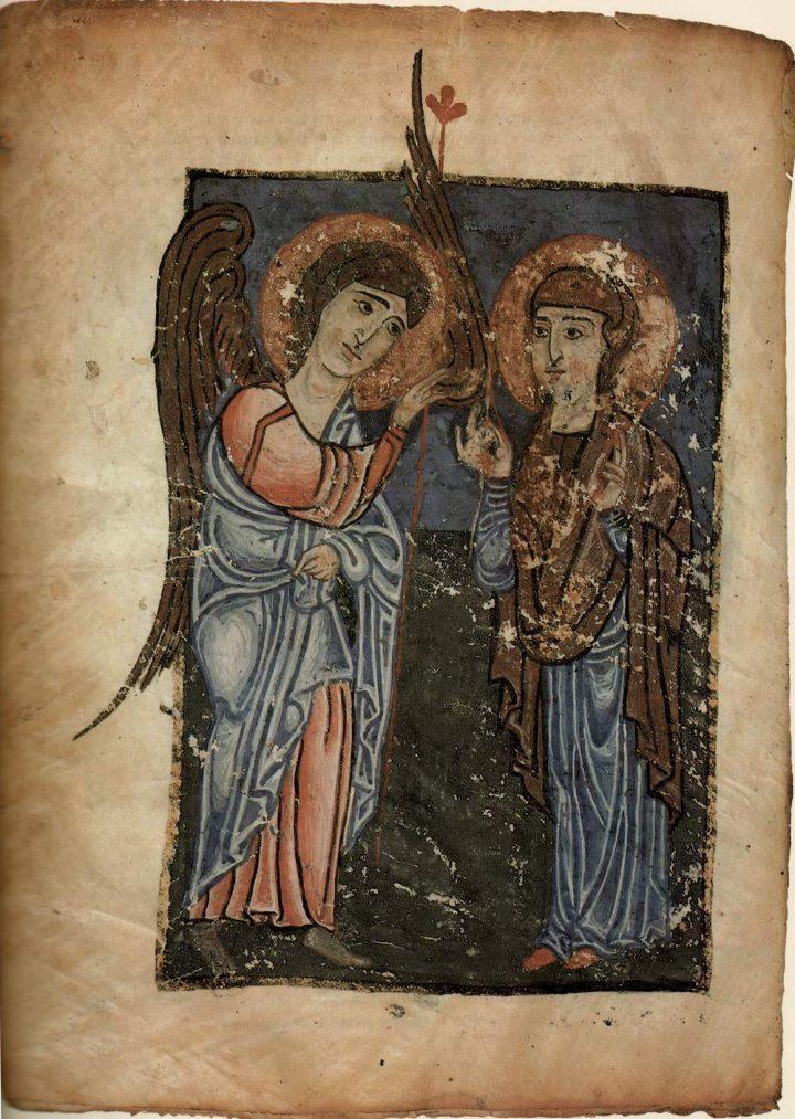 Sf. Andrei Criteanul – Omilie la Buna Vestire