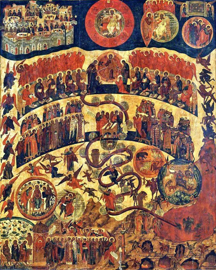 Sf. Ignatie Briancianinov – Despre cele opt patimi şi cele opt virtuţi contrare lor