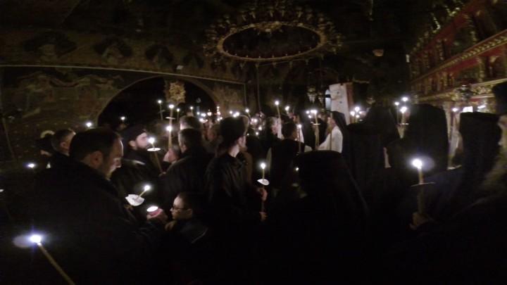 Învierea la Mănăstirea Petru Vodă, 2014