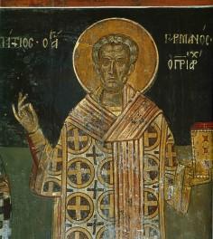 Sfîntul Gherman al Constantinopolei (+12 Mai 733/741), imnograful