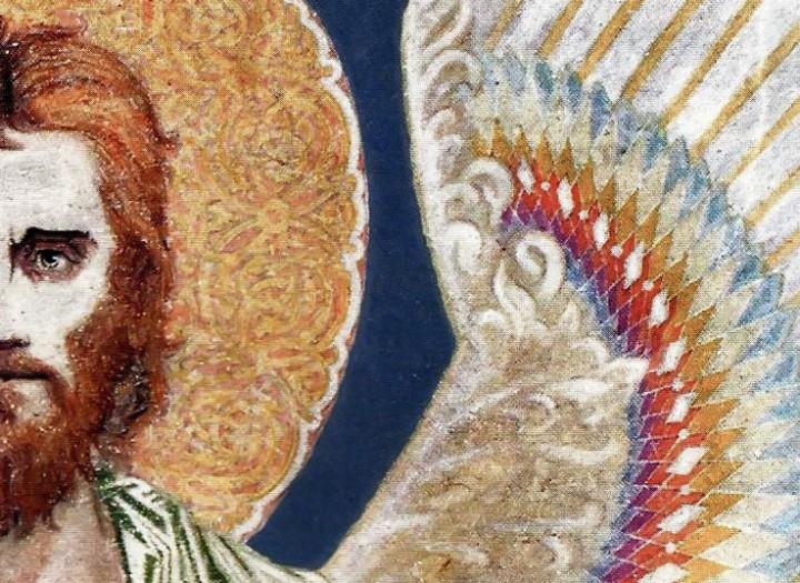 Părintele Justin despre pictura Părintelui Arsenie Boca