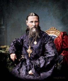 Sf. Ioan din Kronstadt, profesorul de religie
