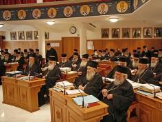 Sinodul Greciei către popor