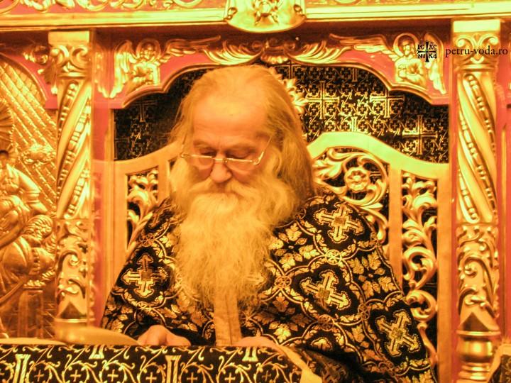 Părintele Justin Pârvu: A fi creştin înseamnă a te răstigni mereu, a spune adevărul şi a te menţine pe calea credinţei